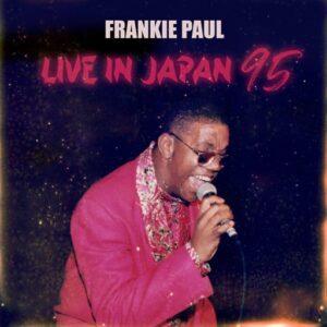 Live Frankie Paul Japan